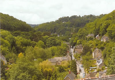 Golden Valley, Chalford, Gloucestershire
